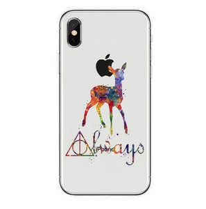 Funda iPhone Ciervo Harry Potter