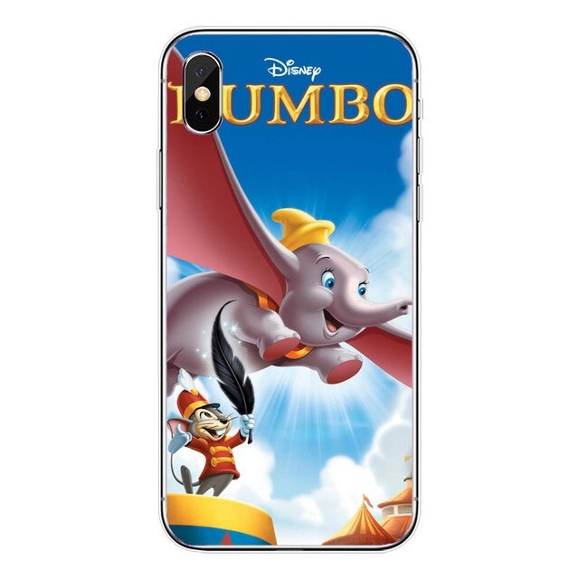 Funda iPhone Película Disney Dumbo