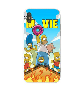 Funda iPhone Los Simpson 23