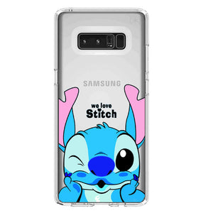 Funda Samsung We Love Stitch