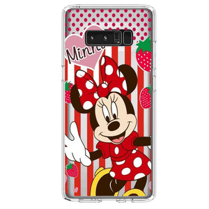 Funda Samsung Strawberry Minnie
