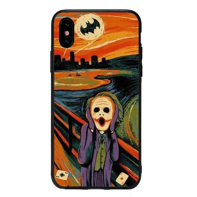 Funda iPhone Superheroes 5