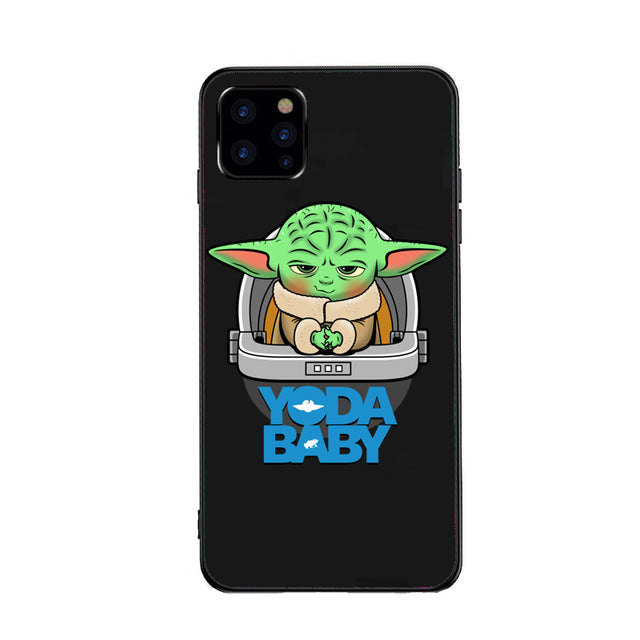 Funda iPhone Mandalorian 3