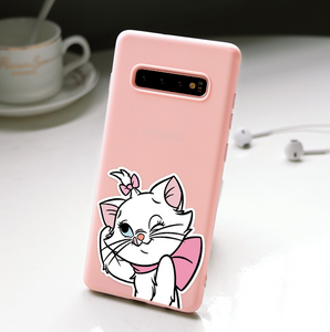 Funda Samsung Aristogatos 6