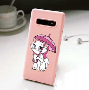 Funda Samsung Aristogatos 7