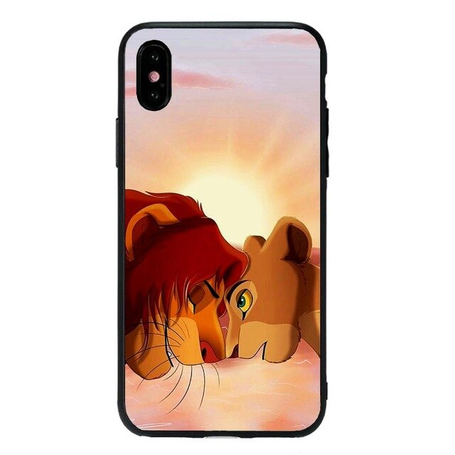 Funda iPhone El Rey Leon 10