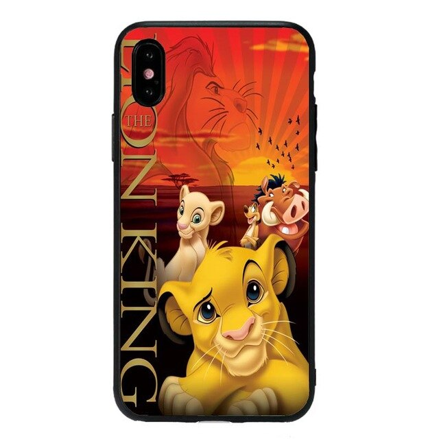 Funda iPhone El Rey Leon 25