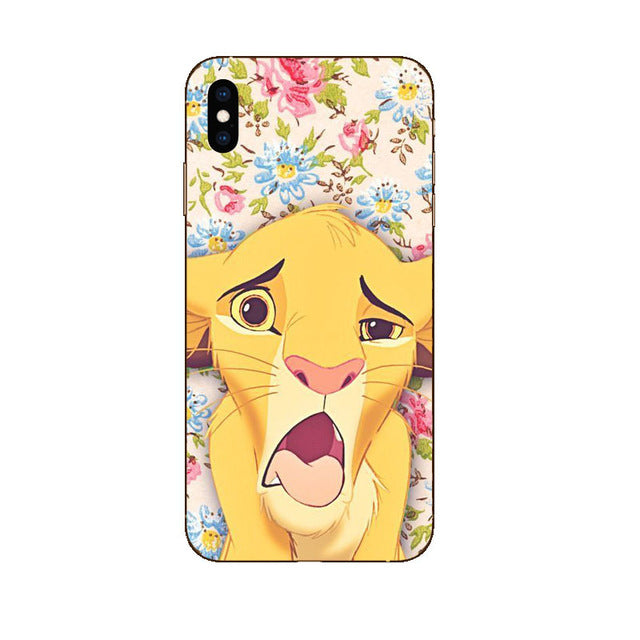 Funda iPhone El Rey Leon 16