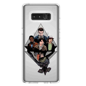 Funda Samsung Stranger Things 82