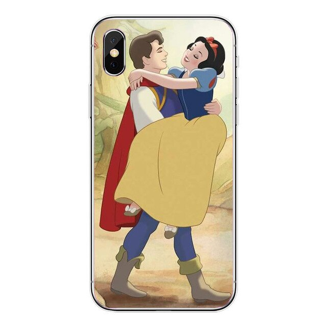Funda iPhone Blancanieves 1
