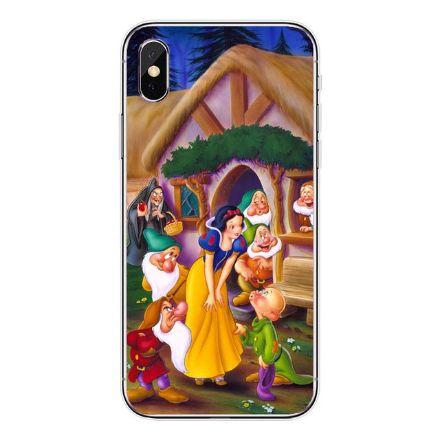 Funda iPhone Blancanieves 7