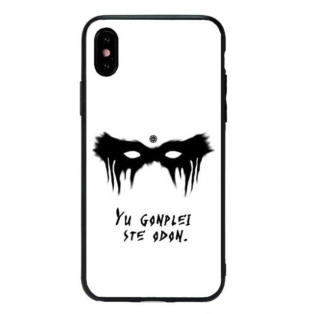 Funda iPhone Los 100 7