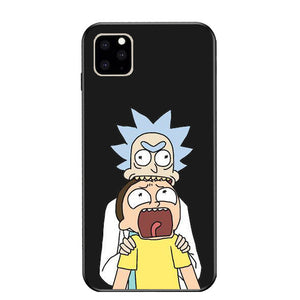 Funda iPhone Rick & Morty