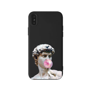 Funda iPhone El David Pompa Chicle