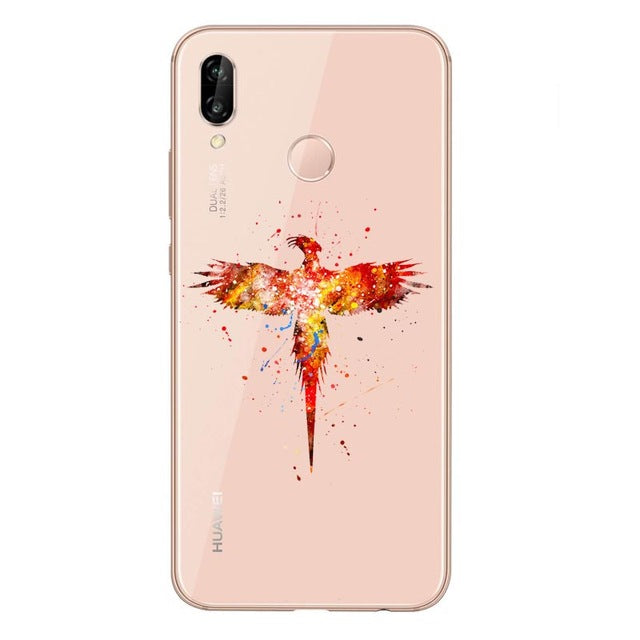 Funda Huawei Harry Potter 9