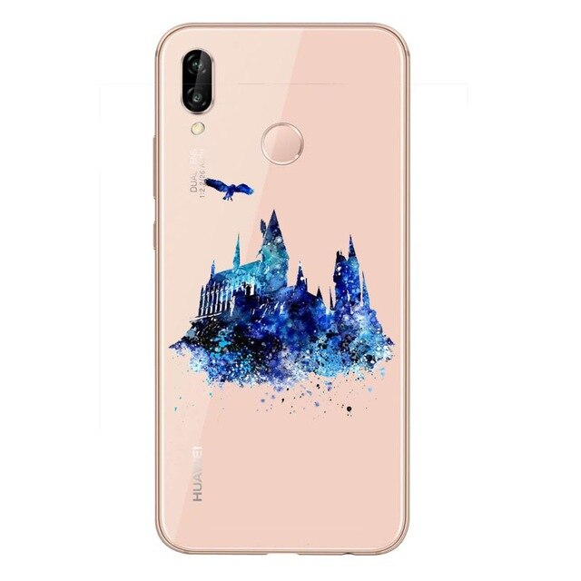 Funda Huawei Harry Potter 11
