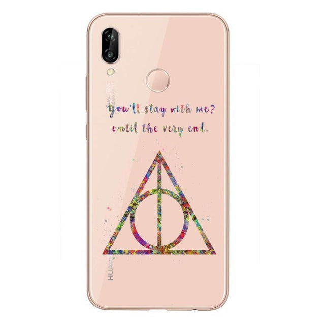 Funda Huawei Harry Potter 13