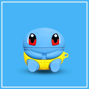 Funda AirPods Pro Squirtle Pokemon Silicona