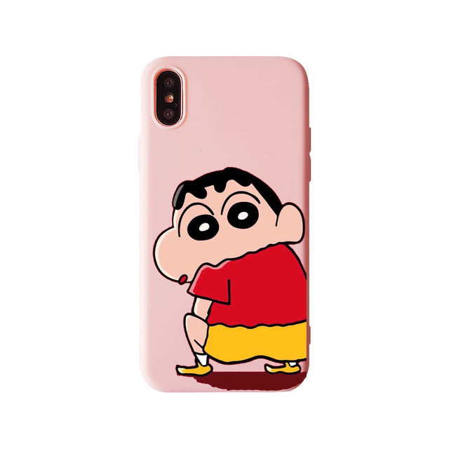 Funda iPhone Shin Chan 24