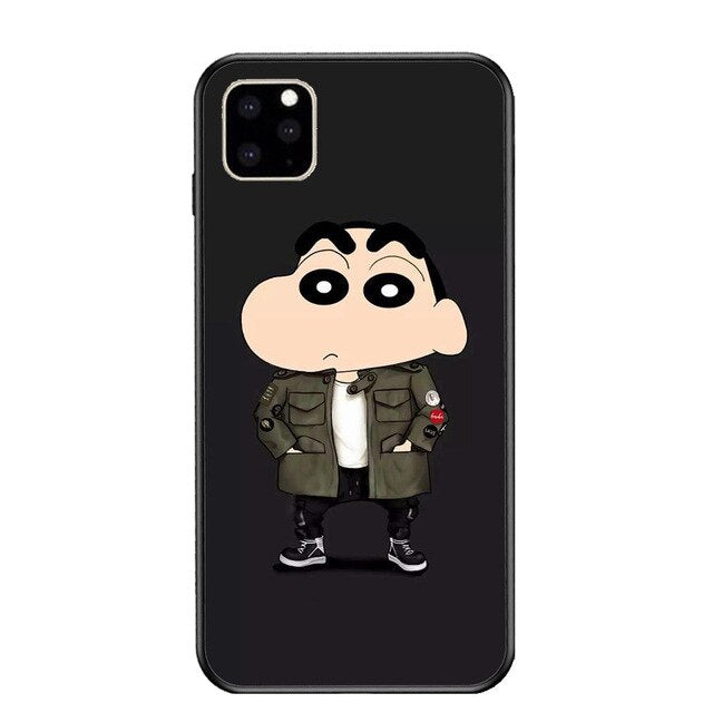Funda iPhone Shin Chan 10