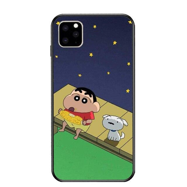Funda iPhone Shin Chan 29