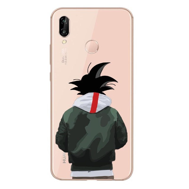 Funda Huawei Dragon Ball 19