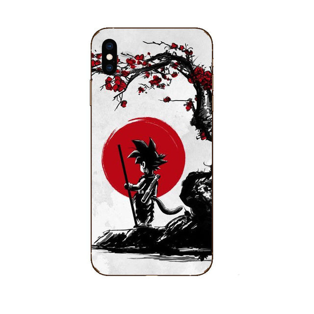 Funda iPhone Dragon Ball 49