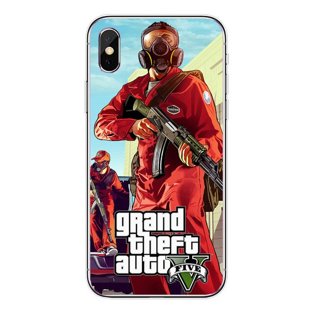 Funda iPhone Grand Theft Auto