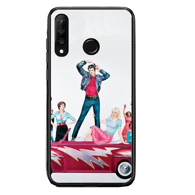 Funda Huawei Grease 6