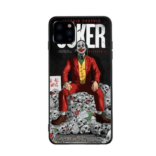 Funda iPhone El Joker 4