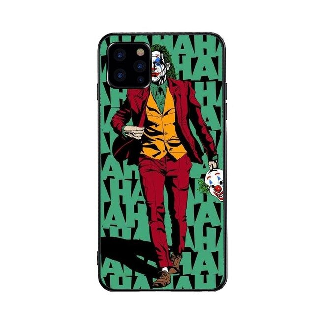 Funda iPhone El Joker