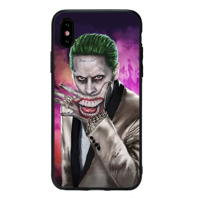 Funda iPhone El Joker 19