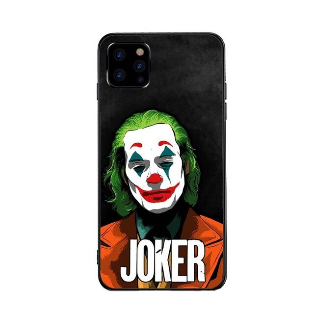 Funda iPhone El Joker 9