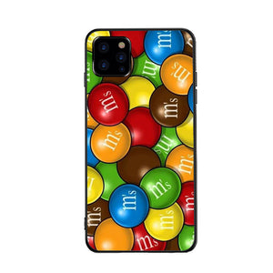 Funda iPhone Chocolate m&m 6