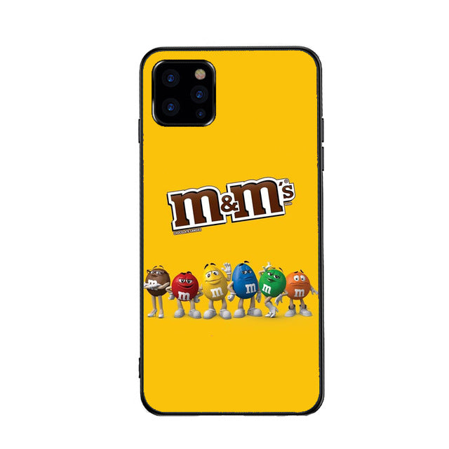 Funda iPhone Chocolate m&m 8