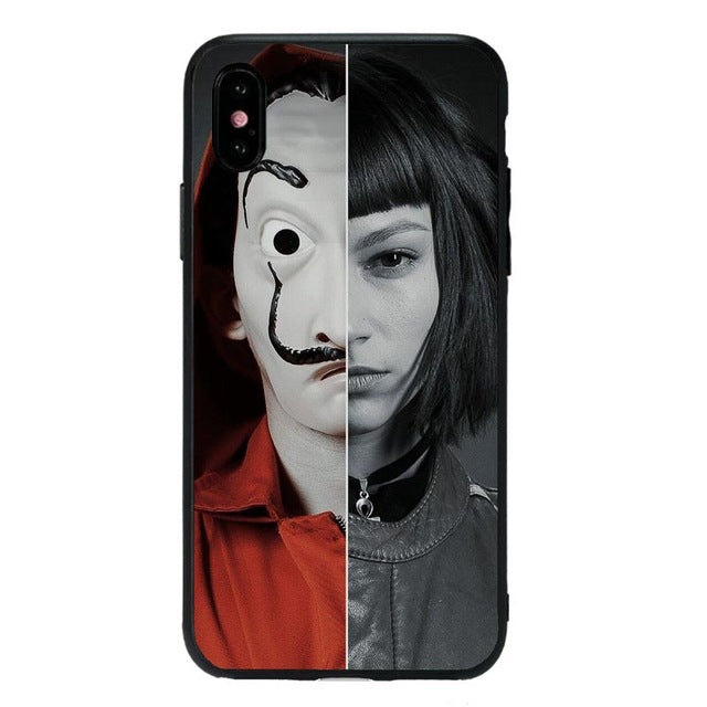 Funda iPhone Tokio La Casa de Papel