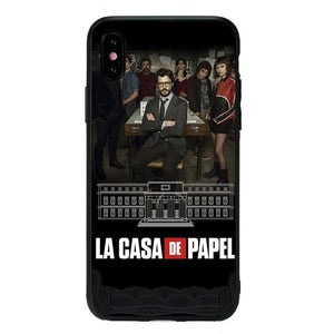Funda iPhone Serie La Casa de Papel
