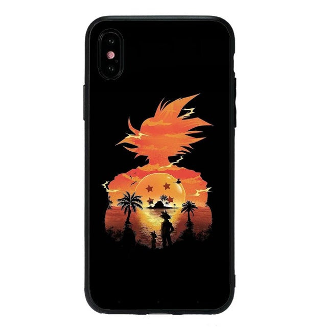 Funda iPhone Dragon Ball 13