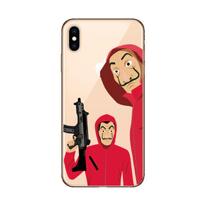 Funda iPhone La Casa de Papel 18