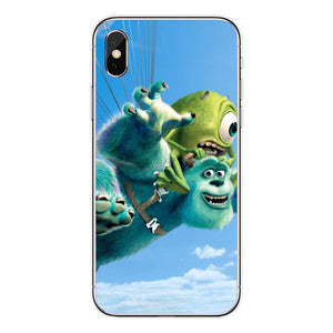 Funda iPhone Monstruos S.A 6