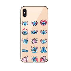 Funda iPhone Extraterrestre Stitch 5