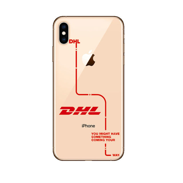 Funda iPhone DHL Express Delivery 3