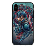 Funda iPhone Superheroes 29