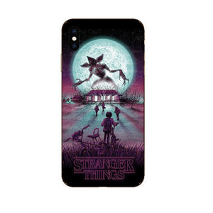 Funda iPhone Stranger Things Silicona 3