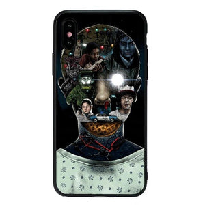 Funda iPhone Stranger Things Silicona 29