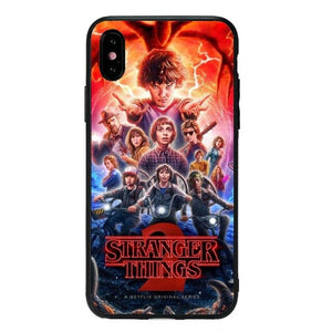 Funda iPhone Stranger Things Silicona 9