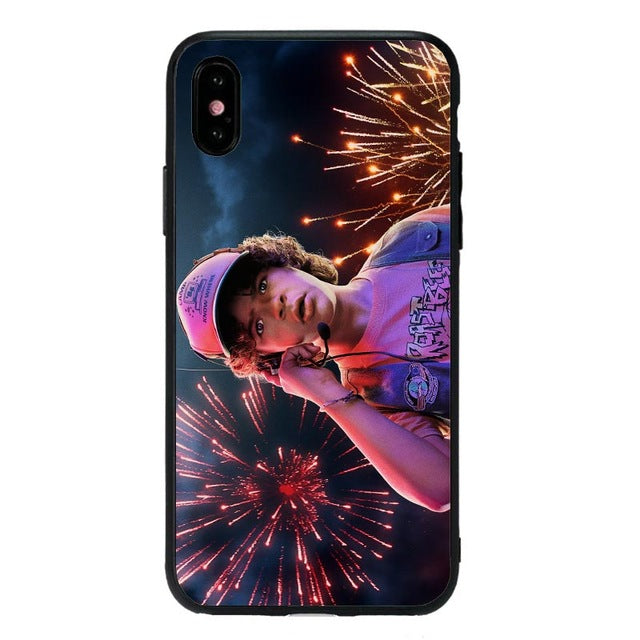 Funda iPhone Stranger Things Silicona 36