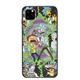 Funda iPhone Rick & Morty 10