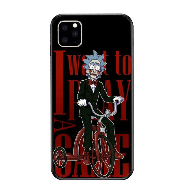 Funda iPhone Rick & Morty 9