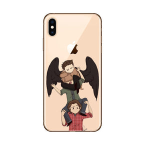 Funda iPhone Supernatural 3